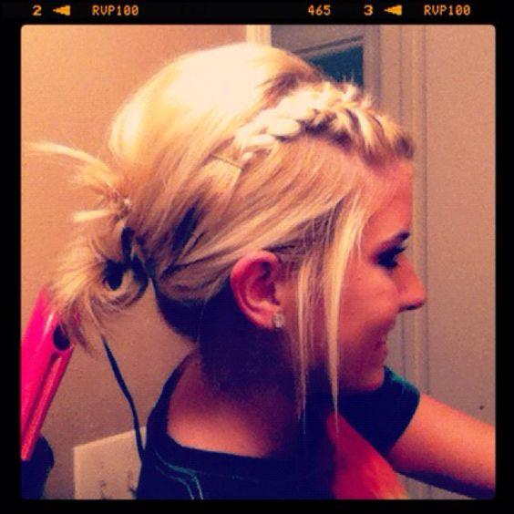 Love doing my hair :)