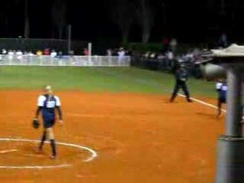 jennie finch pitching vid  She is my idol. Her arm is so straight, and her release point is, well, on point. She's the best of the best and I hope to be as good as her some day.