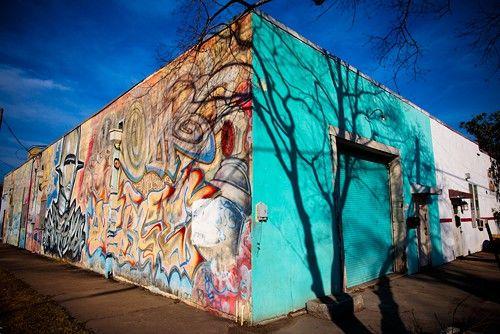 Houston's Most Gorgeous Graffiti | Houston | Slideshows | Houston News and Events | Houston Press