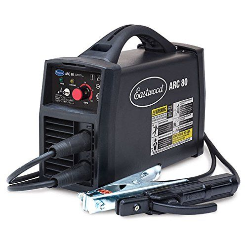 Eastwood Arc 80 Inverter Stick Welder Mig Stick Welder Hot Start Handheld Electric Arc Welder Anti Stick 110 V Welders For Sale Welding Rods Best Plasma Cutter