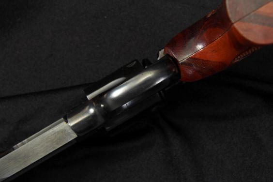 Smith & Wesson, S&W Model 15-3 Custom PPC .38 Spl. Double Action Revolver