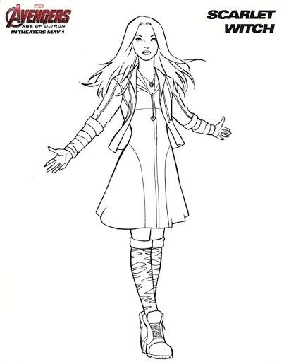 Avengers Coloring Pages by zcoloringpages | Avengers/Wonder Woman ...