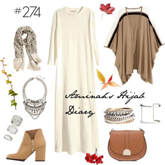 Aminah´s Hijab Diary #hijab #modest #fashion #style #look #outfit #ootd #winter #hm #mango #zara