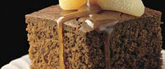 Taste an original!  It's classic gingerbread--sweet, aromatic and moist--just like you remember it.