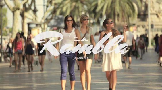 La Rambla - BCN: Rambla, Rambla Bcn, Pretty Things, Barcelona