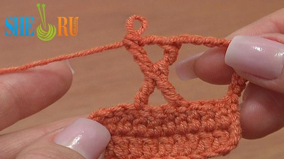 Crochet Stitches Yoh And Draw Up A Loop : Crochet stitch tutorial, Crochet stitches and Learn how to crochet on ...