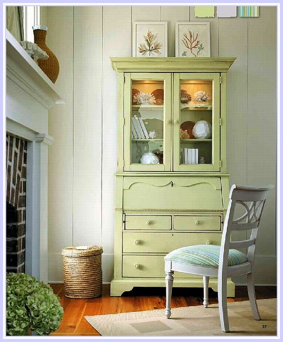 Stanley Furniture Coastal Living Cottage #29: Beautiful Coastal Living By Stanley Furniture Coastal Living Secretary Cabinet In Sea Grass At Wholesale Decorators