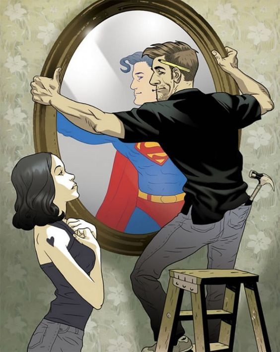 estas ilustraciones muestran los males de la sociedad. ¿cuántos tienes tú?