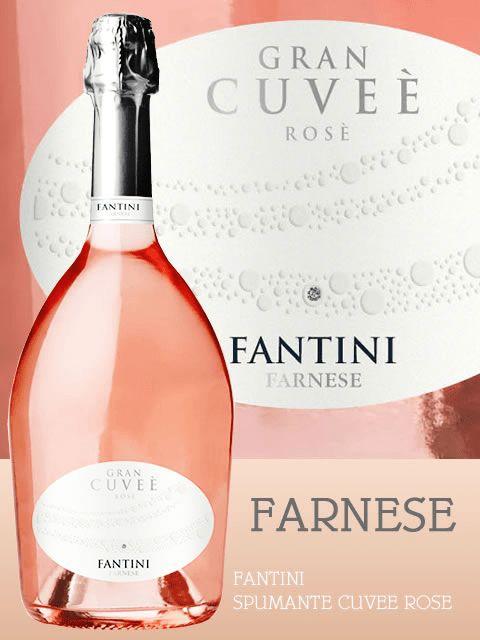Rượu Vang Fantini Gran Cuvee Rose