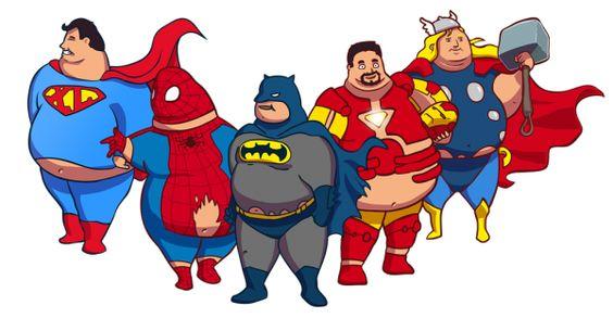 super-heros-fat