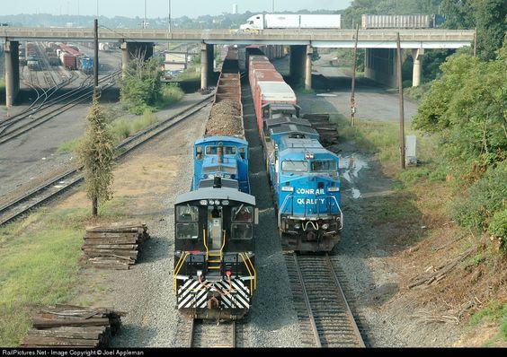 RailPictures.Net Photo: NS 2224 Norfolk Southern EMD SW1500 at Enola, Pennsylvania by Joel Appleman