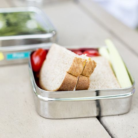 Sandwich box school lunch made easy.  containers that are durable, non-toxic, dishwasher safe and a lifetime warranty.   dalcinistainless.com