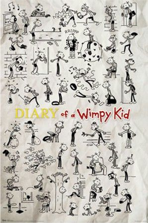 diary of a wimpy kid the third wheel epub free