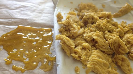 """Dabs: World's Most Powerful and Sought After Weed Product   Across the country, from legal 21-and-over Denver dispensaries to black-market NYC delivery services, steeply priced strains of """"killer bud""""—so thick with tricome crystals they shimmer like snow-covered pine trees—are readily available. OG Ghost Train Haze, Headband, Blue Dream, Lemon Diesel, and Kosher Kush, pick your poison. Containing levels of THC up to 25%, a small toke of any one of these varieties will get you thoroughly…"""