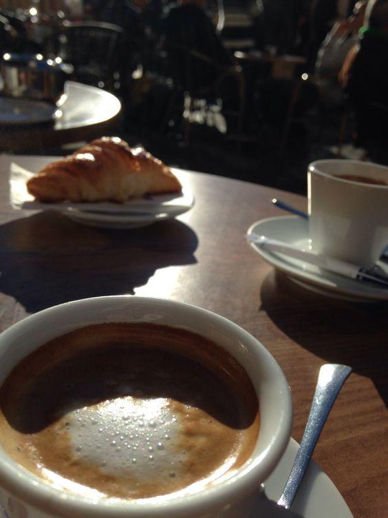 Café/Posé