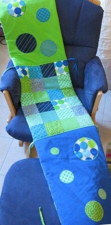 Tuto couture tour de lit patchwork a faire de mes - Tuto tour de lit bebe ...