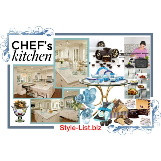 A chef's kitchen #kitchen  Join us on Facebook to get updates - https://www.facebook.com/stylelist.biz  For more information on #interior #design and #home #fashion, please visit: http://interiordesignplus.biz/