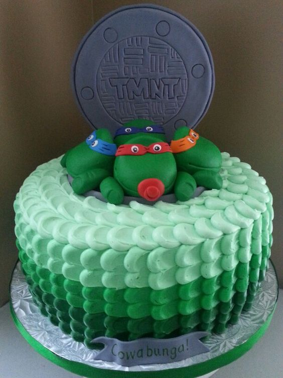 ninja turtle baby shower cake tmnt baby shower turtles baby
