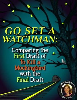 What's a good title for a comparison essay for To Kill A Mockingbird?