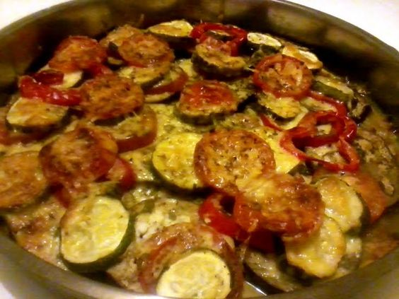 Ratatouille! I really want to try this!