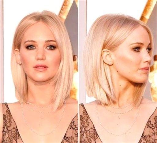 Glattes Haar Ist Sehr Modern Und Gepflegt Aber Wir Alle Wissen Dass Damen Mit Glattem Haar Lockiges Mittellanges Haar Damen Haarschnitt Frisuren Glatte Haare