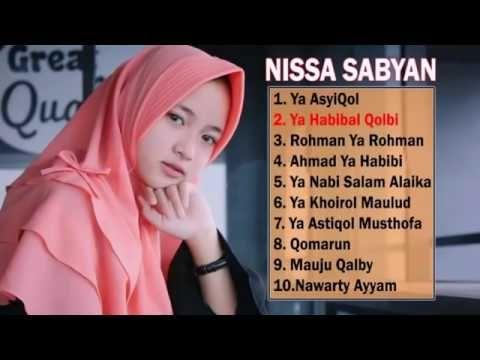Album Nonstop Shalawat Nissa Sabyan Terbaru 2018 Full Sobatlagu