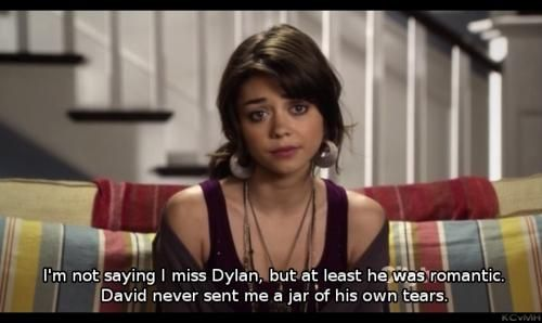 Update Modern Family Sarah Hyland Takes On New Body Shamers Quack Doctors And More Femestella Modern Family Quotes Modern Family Luke Modern Family Haley