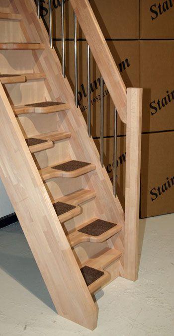 Фотография лестницы гусинный шаг 2