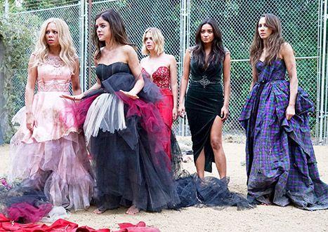 Pretty Little Liars Season 6 Premiere Recap: Liars Flee Charles' Lair - Us Weekly