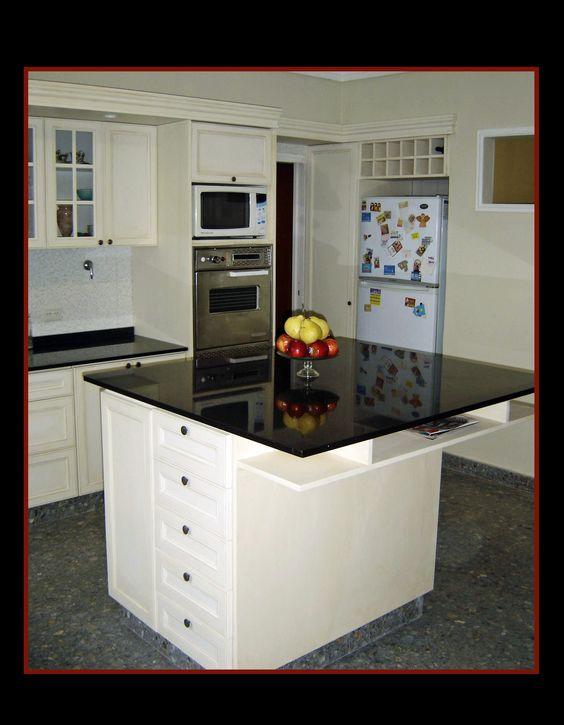 Muebles de cocina patinados isla central https sites for Google muebles de cocina