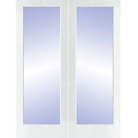 Exterior french doors reliabilt 60 x 80 full lite for Solid french doors exterior