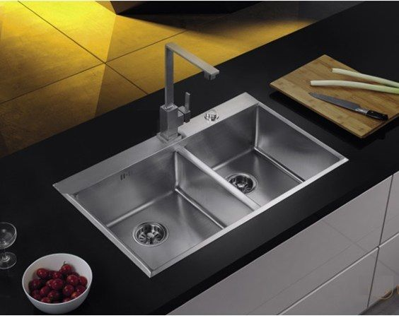 Chậu rửa bát Korea 7843C dùng có bền không?