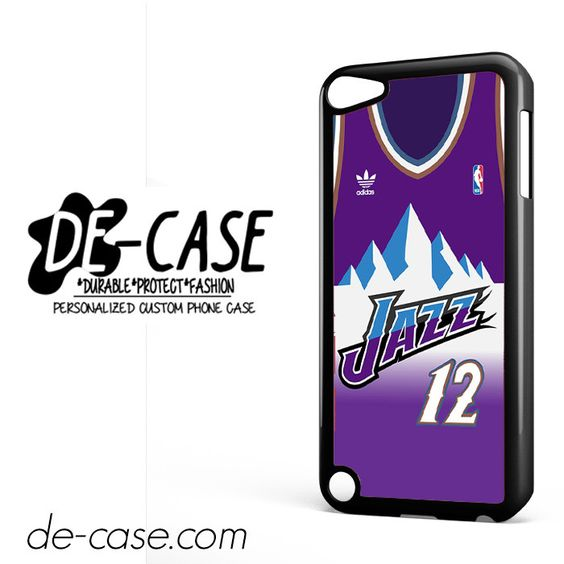 Jazz Basketball Jersey DEAL-5836 Apple Phonecase Cover For Ipod Touch 5