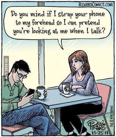 Geek problems...
