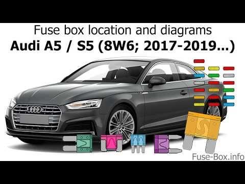 Fuse Box Info - YouTube   Fuse box, Audi a5, AudiPinterest