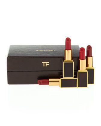 Tom Ford lipstick gift set   Make me up   Pinterest   Tom ford ...