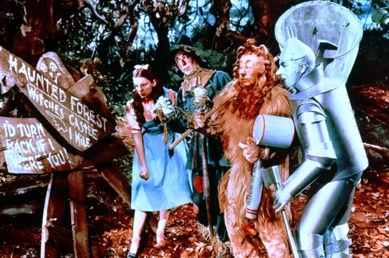 The Wizard of Oz (1939):