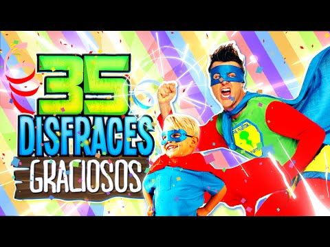 35 DISFRACES O COSPLAYS MAS GRACIOSOS Y LAMENTABLES - YouTube