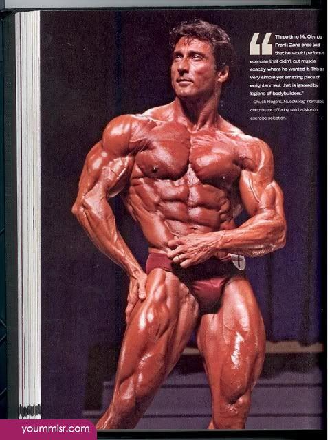 فرانك زان كمال الاجسام 2015 Bodybuilding Photos Frank Zane ...