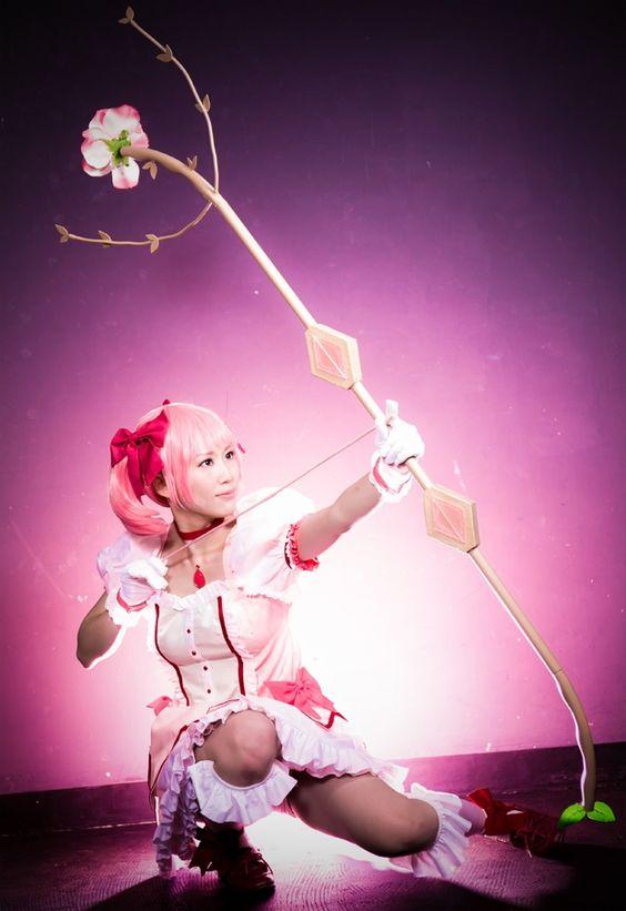 [?子] 魔法少女まどか☆マギカ: 鹿目まどか (魔法少女) - コスプレCure