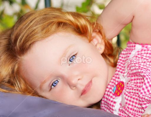 The Little Red Head | Child Portraits | Babies & Children | Pixoto