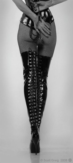 Wicked boots!