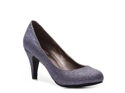 Mix No. 6 Barbie Glitter Pump - DSW  I have a thing for these shoes.