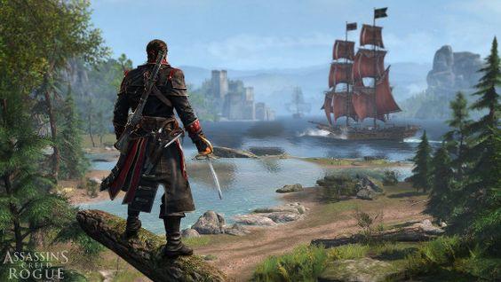 Assassin's Creed Rogue: la lista degli obiettivi sbloccabili