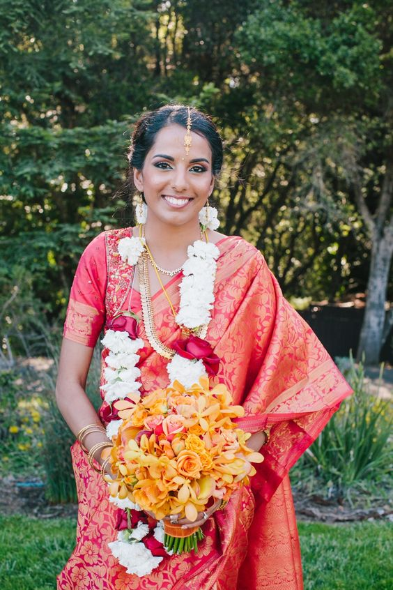 Stunningly Beautiful Indian Wedding at Kennolyn in the Santa Cruz, California Mountains // SimoneAnne.com
