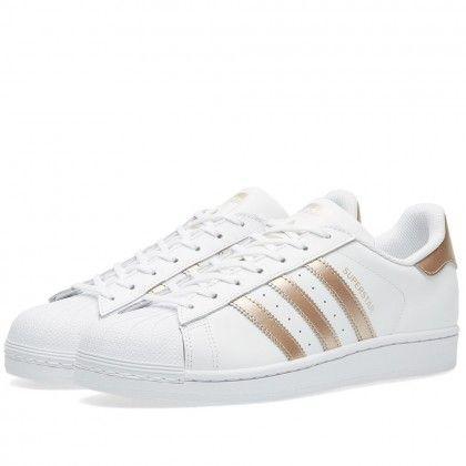 Adidas Frauen Schuhe Superstar Damen 3 Stripes Ba8169 Weiss Adidas Superstar Schuhe Damen Gold Topmarkenschuh In 2020 Adidas Superstar Women Adidas Women Adidas
