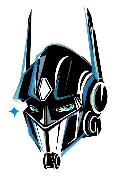 Optimus prime head by zgul-osr1113 on DeviantArt
