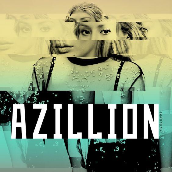 Iggy Azalea – Azillion acapella