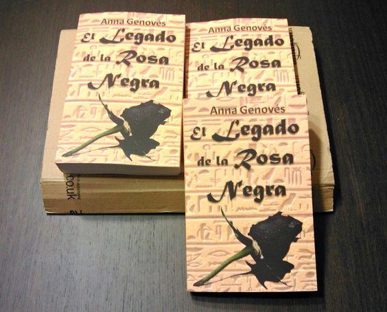 Queridos amigos, he subido los primeros capítulos de la Novela EL LEGADO DE LA ROSA NEGRA, a Canal Literatura, y hace unas horas que los han publicado: te invito leerlos...   Besos, Anna  http://canal-literatura.com/blog/blog-literatura/capitulos-de-la-novela-el-legado-de-la-rosa-negra/