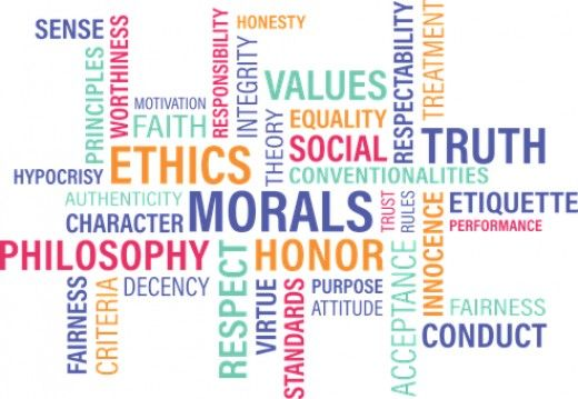 Moral Values For Students A Necessary Part Of The Curriculum Moral Values Ethics Morals